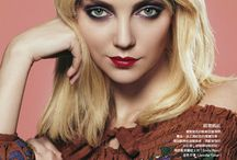 Heather Marks - 70`s Beauty For Vogue Taiwan
