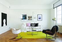 Interior design - Living room / Det bästa från Bocenter Fastighetsförmedling, heminredning - vardagsrum