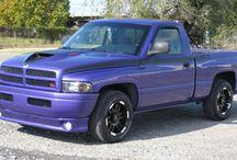 Ram truck 99