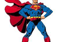 Superheros - for the boys