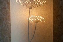 Crea met lampen
