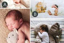 Novorodenecké pózy