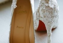 Bridal shoes by Thuy