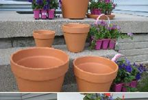 DIY do ogrodu / DIY garden
