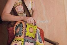 Crochet Bags! / by Melinda M
