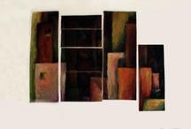 My painting works / www.gezsa.com