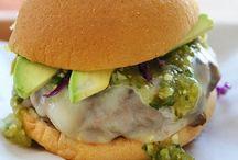 HEALTHIER Burgers & Meatballs