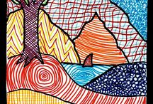 Science - Landforms / by Cheryl Adams