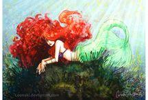 Mermaids / by MaeMae Renfrow