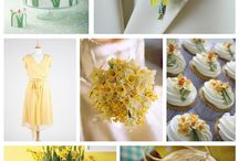Daffodil wedding
