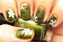Nail art  / by Carol Berggren