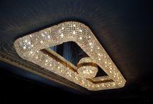 CRYSTAL CHANDELIER LUNIQUE LIGHTCRAFT / Produkty firmy: LUNIQUE