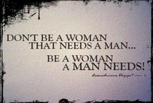 seriusly true. that what real man do.and what real woman needs