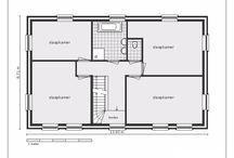 Plattegrond 1 verdieping