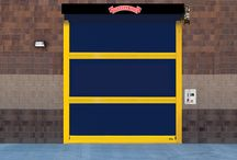 High Speed Doors / High Speed Doors from Overhead Door   Learn about our RapidFlex™ series of high speed fabric doors and high speed rubber doors that offer solutions for both interior and exterior industrial and commercial applications.