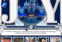 Disney scrap