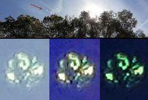 """Ufologia & Mistero : Fotografata misteriosa """"struttura nebulosa"""" nei cieli di Ambach, Germania"""