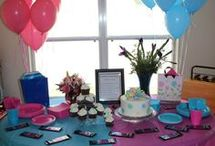 Baby on the Way Parties / by Jennifer Alridge