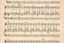 notové partitúry