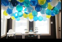 Party Themes. Birthday Boys. / Simple theming ideas for those little men in your life.