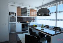 Ambient/Interior Desing / Ambient, Interiors, Arhitecture, Design