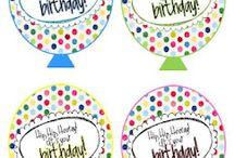 Preschool Birthdays / by Jennifer Reichart