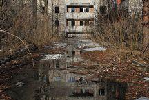 Černobyl- Pripjať