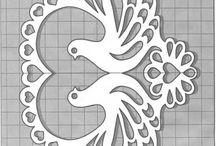 Šablony - vzory