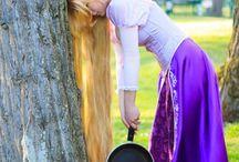 Disfraz Perfecto De Rapunzel