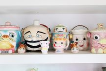 Cookie jars WANT / by Shannon Havens