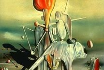 YVES TANGUY / PAINTER SURREALIST