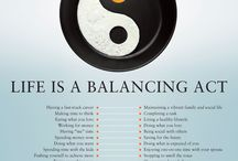 Live in balance / Tips and quotes on how to live a balanced lifestyle.