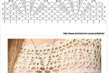 crochet patterns& tutorials / by Katherine McGovern