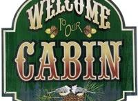 A Cabin In The Woods / by Jodi Barnhart