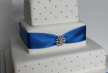 Square Wedding Cakes / Square wedding cakes are a popular alternative to the traditional circular cakes.  We've included some of our previous wedding cake designs which are all bespoke & made to specific requirements. Each wedding cake is handmade & decorated to the highest standard.  Booootiful Cakes images link directly back to our website: www.booootifulcakes.co.uk  For more info email jmoorhouse@booootifulcakes.co.uk or call Jeanette on 07985 749179