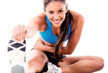 HEALTH & FITNESS tips / Find top fitness tips to keep in shape all throughout the year.