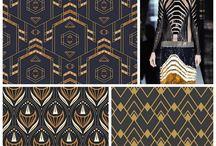 Autumn/Winter 2014 colour/pattern trends