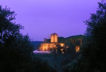 12 Century Castle just outside of Rome