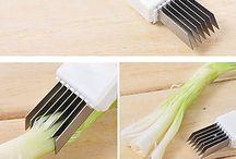 Кухонные ножи -   Kitchen knives / Создание и приминение кухонных ножей -  Creation and use the kitchen knifes