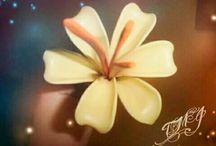 Balloon fantasy flowers/ Különleges lufivirágok