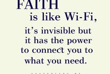 Faith it's important