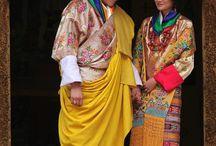 Bhutan costume