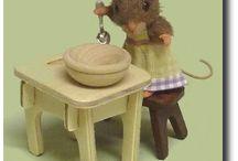 Мышки-малышки