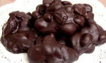 σοκολατακια αμυγδαλου