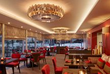 Oasis for Zur Fernsicht Hotel-restaurant / The Contract Division by Oasis furnished the Zur Fernsicht Hotel and Restaurant, located in Heiden am Bodensee (Heiden, at Constance Lake), in Switzerland. Design by Bruno Stebler, interior designer from Be@Home studio (Zurich).