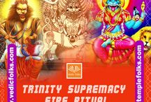 Trinity Supremacy fire Ritual