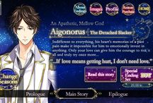 Star crossed myth - Aigonorus