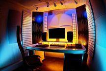 PRÓXIMO HOME STUDIO / Idéias de construção do meu próximo home studio!