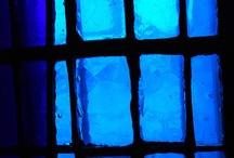 Синий цвет