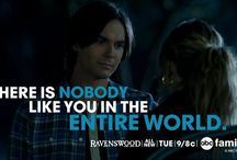 Ravenswood Quotes / Official Ravenswood Graphics! / by Ravenswood